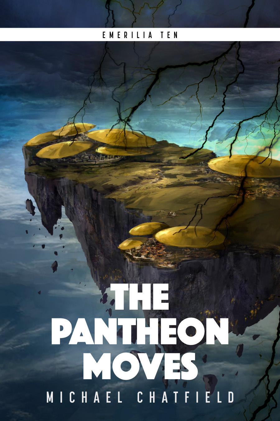 The Pantheon Moves